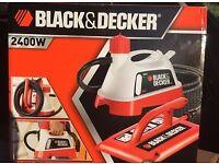 BLACK+DECKER KX3300T Wallpaper Stripper, 2400 W - BRAND NEW ITEM
