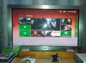 LG plazma flatron tv