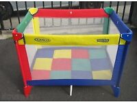 Graco Travel Cot/Play Pen