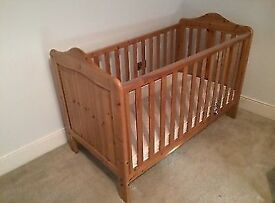 Mothercare Chester Cot Bed with Mattress