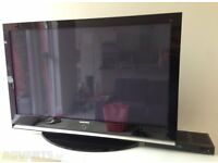 SAMSUNG 50inch Plasma TV - with built in Freeview.
