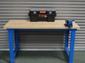 Tool-mate heavy duty workbench