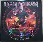 lp nieuw - Iron Maiden - Nights Of The Dead, Legacy Of The..