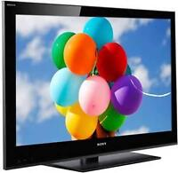 Non working LED or LCD TV's
