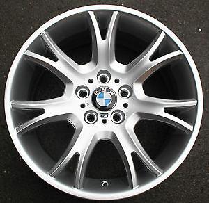 "19"" OEM BMW X3 M Y-Spoke Style 191 Wheels"