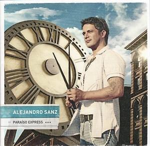 Paraiso Express von Alejandro Sanz (2014), Neu OVP, CD