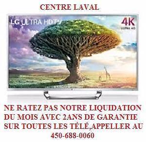 MEGA LIQUIDATION DES TELEVISIONS SAMSUNG,LG,SHARP.SONY,VIZIO ,5000 TV A LIQUIDER 24 MOIS GARANTIE + CADEAU SURPRISE!!!!!