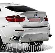 BMW x6 Spoiler
