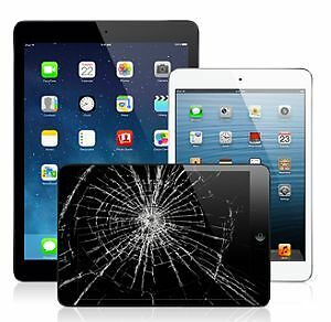 iPad Repairs/Screen Replacements
