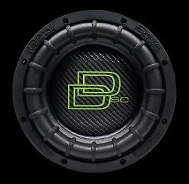 2x DD AUDIO 15INCH SUPERCHARGED SUBWOOFERS