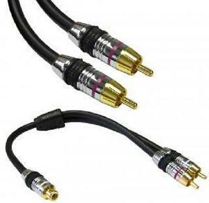 Subwoofer Cable | eBay