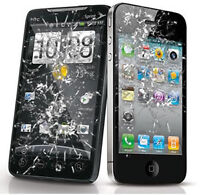We repair iPhone 4,4S,5,5C,5S,6,6+ and Samsung S4,S3