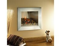 Hole in the Wall LPG gas fire