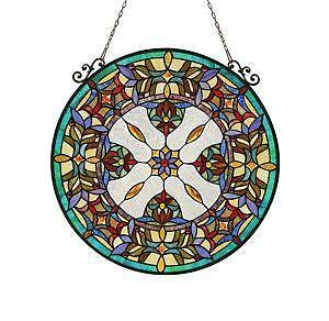 Art Deco Stained Glass Part 46