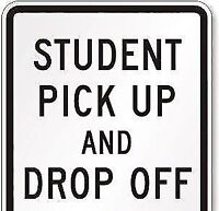 Pick up and drop off