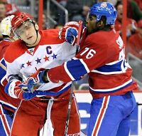 CANADIENS vs CAPITALS ( Thursday/Jeudi) CHEAP TICKETS