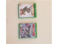 Xbox one games. £8 each