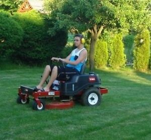 Professional Lawn Care at Student Prices