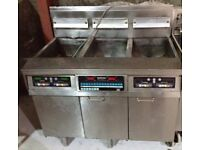 Frymaster 3 Pot LPG Gas Fryer
