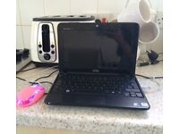 "Pink Dell 10"" Laptop"