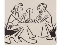 Soulmate Suppers in Suffolk - relaxed dinner dating for 20s,30s,40s,50s &60s in various restaurants