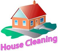 EXPERIENCED CLEANING LADY ACCEPTING NEW CLIENTS!!