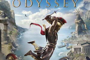 selling ac odyssey ps4  40$