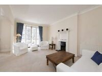 A lovely bright two bedroom apartment located on the much sought-after Lexham Gardens.