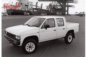 *Wrecking - 1991 Nissan Navara D21 (All Parts Available) Mawson Lakes Salisbury Area Preview