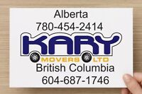 Your #1, Award Winning Long Distance Movers A+ Members BBB