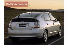 2005 Toyota Prius Hatchback i-tech (New Hybrid battery) Rowville Knox Area Preview