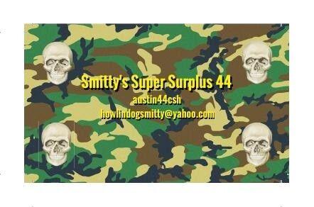 Smitty's Super Surplus 44