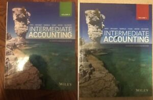 Intermediate Accounting, 11th Canadian edition, V1 and V2