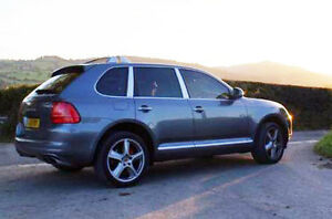 Porsche Cayenne or VW Touareg ORIGINAL ROOF RACK