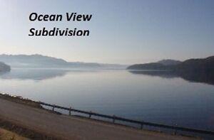 Sunnyside Ocean View Subdivision Lots