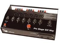 Le Maitre Pro Stage Six Way controller