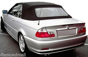 Bmw 3 Series E46 Convertible Top Twillfast Rpc Cloth