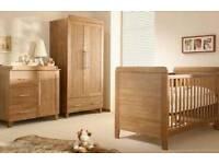 Baby toddler nursery bedroom furniture