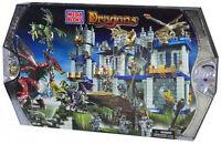 Mega Bloks Dragons-Battlestorm Castle- Factory Sealed-RARE!