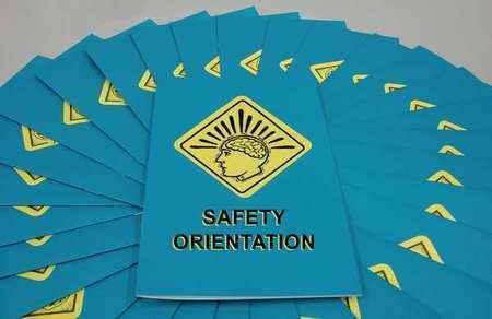 MARCOM B000SAA0EM Training DVD,Safety Orientation,PK15