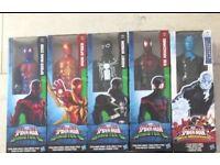 5 x avengers superheroes