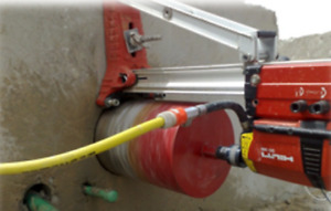 concrete drilling and cutting