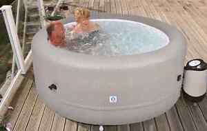 Rio Grande portable spa hot tub -used for 2 days only!