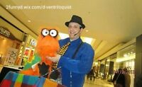 """Professional Ventriloquist """"The Wait is Over"""""""