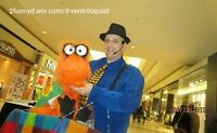 A Great Professional Ventriloquist at a Great Price!