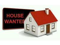 2/3 bedroom House wanted