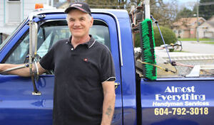 Almost Everything Handyman Services
