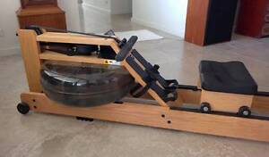 Water Rower Oak Rowing Machine Edgecliff Eastern Suburbs Preview