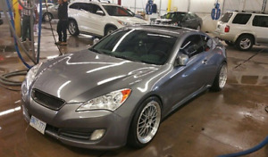 2012 Hyundai Genesis Coupe 2.0T Coupe (2 door)