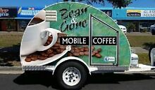 Mobile Coffee Tralier with Existing Business For Sale or Rent Caloundra Caloundra Area Preview